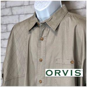 Orvis Shooting Long Sleeve Shirt (XXL)